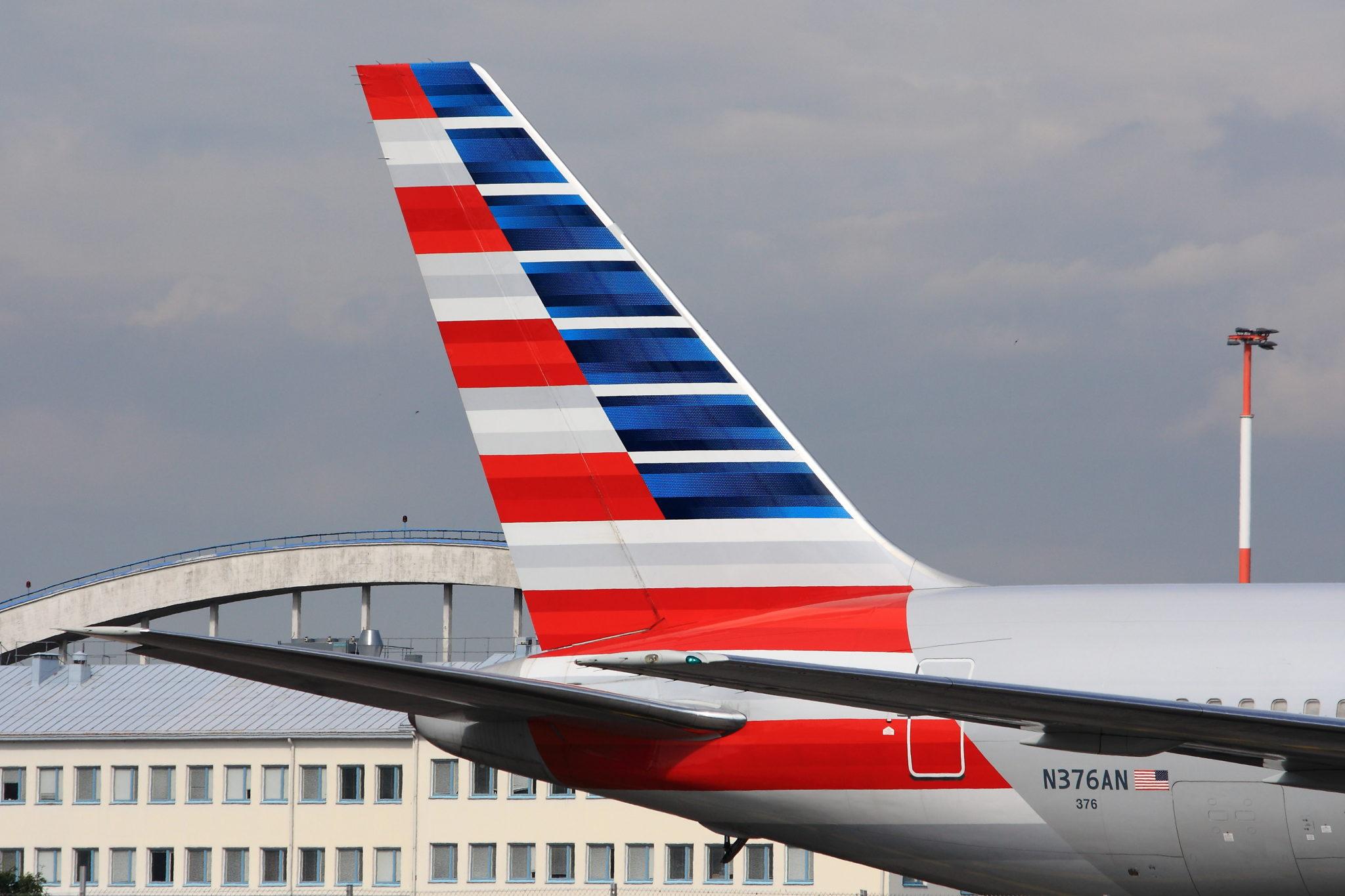 V 237 Deo Do Voo Da Primeira Classe Da American Airlines No